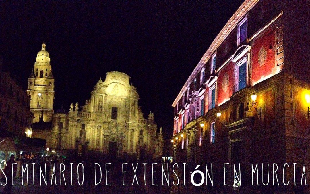 Seminario de Extensión, Murcia 2015