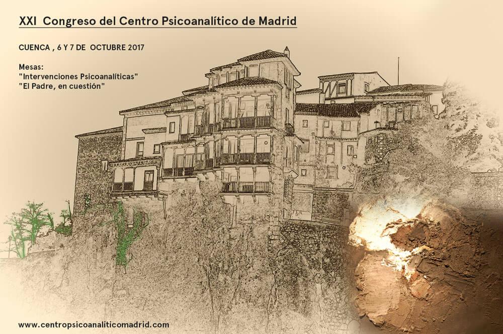 Programa completo del XXI Congreso del CPM, Cuenca 6 y 7 de octubre de 2017