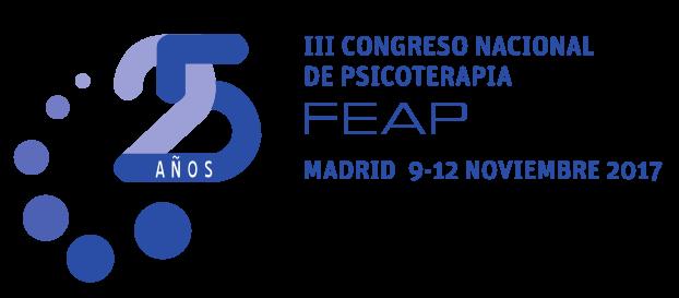 III Congreso Nacional de Psicoterapia«Trabajando juntos por la psicoterapia»