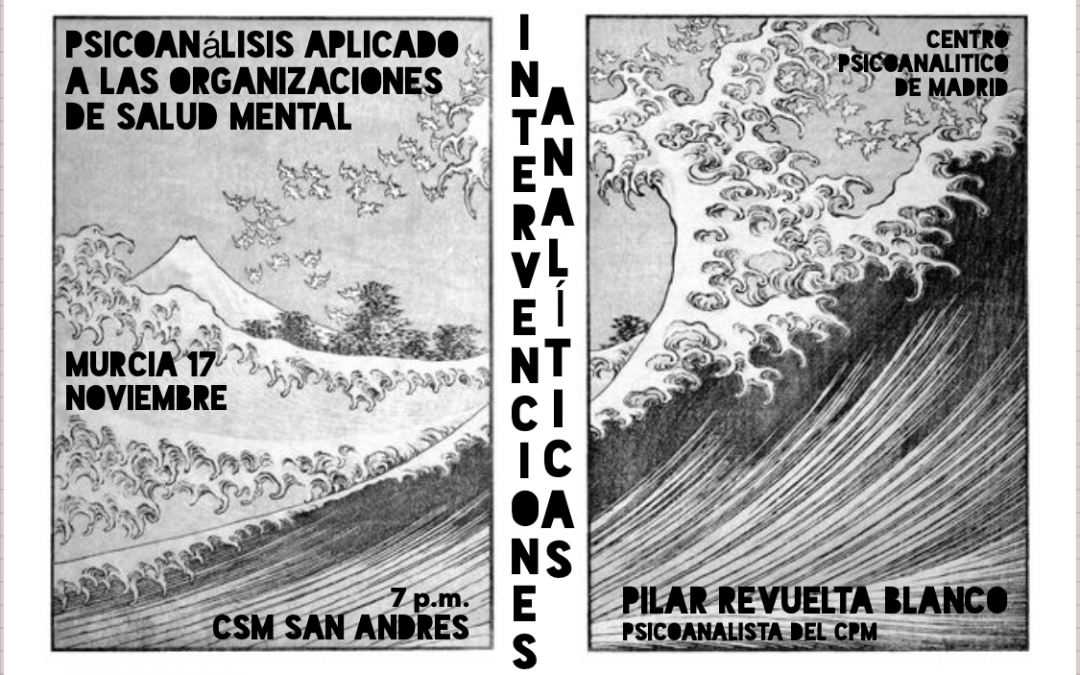 Psicoanálisis aplicado a las organizaciones de salud mental