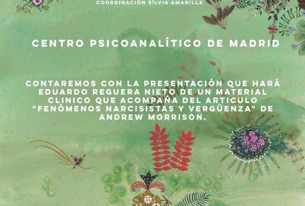 SEMINARIO DE EXTENSIÓN 2020 (MADRID)