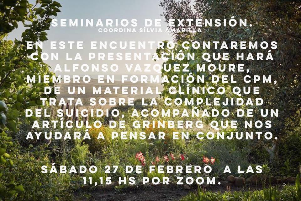 SEMINARIO 8 DE LACAN: La Transferencia (febrero 2021)