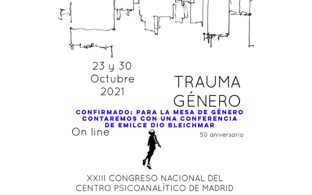 XXIII Congreso Nacional del CPM (octubre 2021)